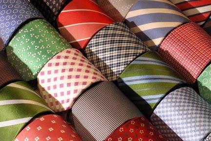 Nudos-corbata