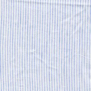 Lino Rayas Azul Blanco